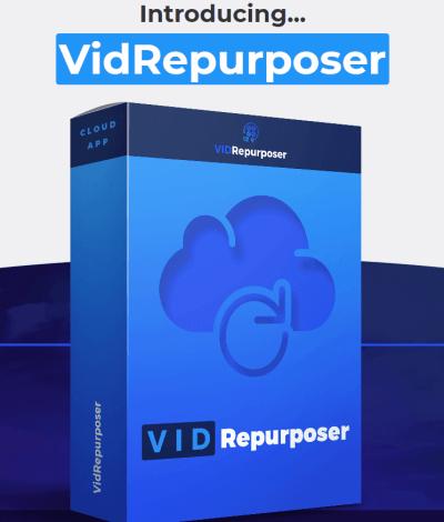 Only Lifetime Deals - Lifetime Deal to VidRepurposer Commercial Header