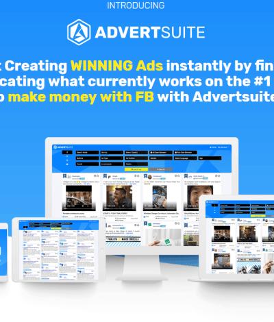 Only Lifetime Deals - Lifetime Deal to AdvertSuite content